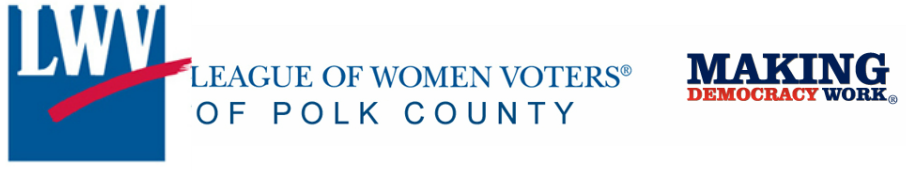 League of Women Voters of Polk County